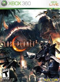 Lost Planet 2 Xbox360