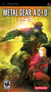Metal Gear Acid 2 PSP