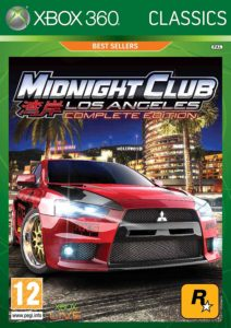 Midnight Club Los Angeles Complete Edition Xbox360
