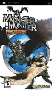 Monster Hunter Portable PSP