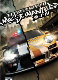 NFS Most Wanted 5.1.0 PSP