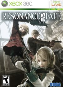 Resonance Of Fate Xbox360