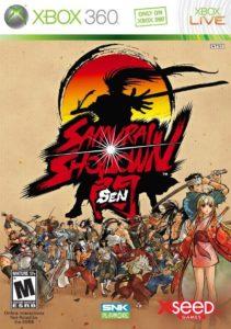 Samurai Shodown Sen Xbox360