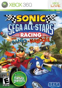 Sonic And Sega All Stars Racing Xbox360