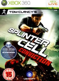 Splinter Cell Conviction Xbox360