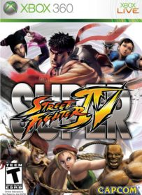 Super Street Fighter IV Xbox360