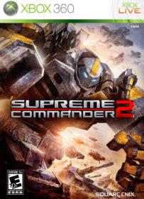 Supreme Commander 2 Xbox360