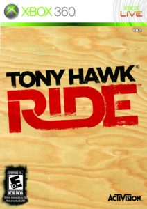 Tony Hawk Ride Xbox360