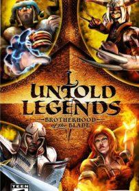 Untold Legends Brotherhood of the Blade PSP