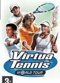 Virtua Tennis World PSP