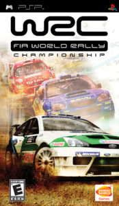 WRC World Rally Championship PSP
