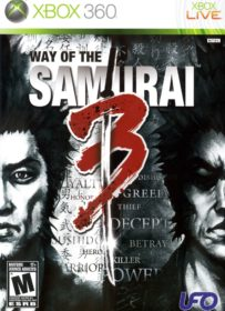 Way Of The Samurai 3 Xbox360