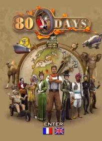 80 Days Around The World Adventure PC