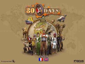 80 Days Around The World Adventure PC