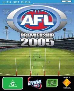 AFL Premiership 2005 pc
