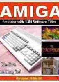 Amiga Emulator - 237 Classic Games PC