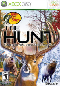 Bass Pro Shops The Hunt Xbox360