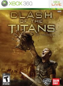 Clash Of The Titans Xbox360