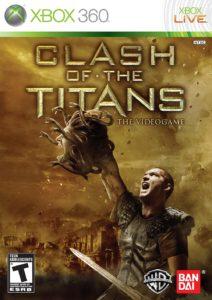 Clash Of The Titans Xbox360