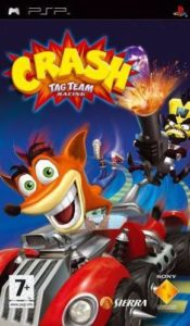Crash Bandicoot Gacchanko World PSP