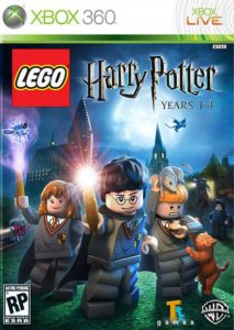 Lego Harry Potter Years 1-4 Xbox360