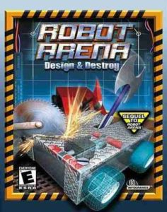 Robot Arena Design And Destroy pc