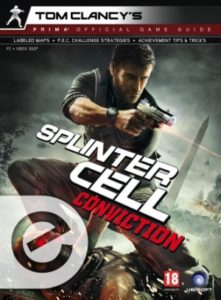 Splinter Cell Conviction Deniable Ops Insurgency Xbox360