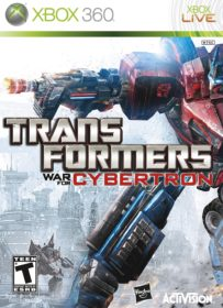 Transformers War For Cybertron Xbox360