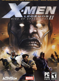 X-Men Legends II Rise Of Apocalypse PC