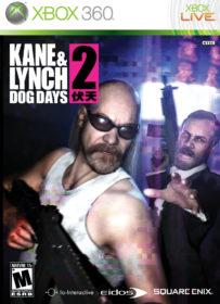 Kane And Lynch 2 Dog Days Xbox360