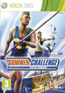 Summer Challenge Athletics Tournament Xbox360