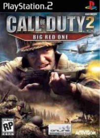 Call Of Duty 2 Big Red One PS 2