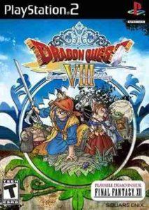 Dragon Quest VIII PS 2