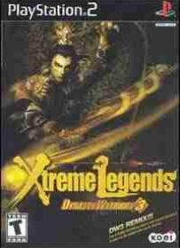 Dynasty Warriors 5 Xtreme Legends PS 2