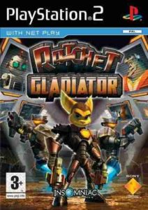 Ratchet Gladiator PS 2
