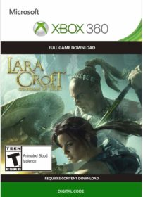 Lara Croft and the Guardian of Light Xbox360