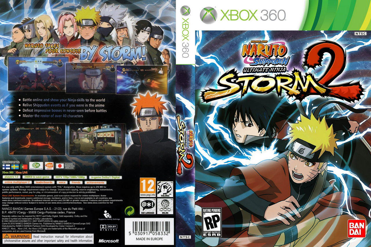 Naruto shippuden ultimate ninja storm 2 pc torrent by chanmasita.