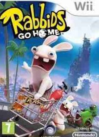 Download Rabbids Go Home for Torrent