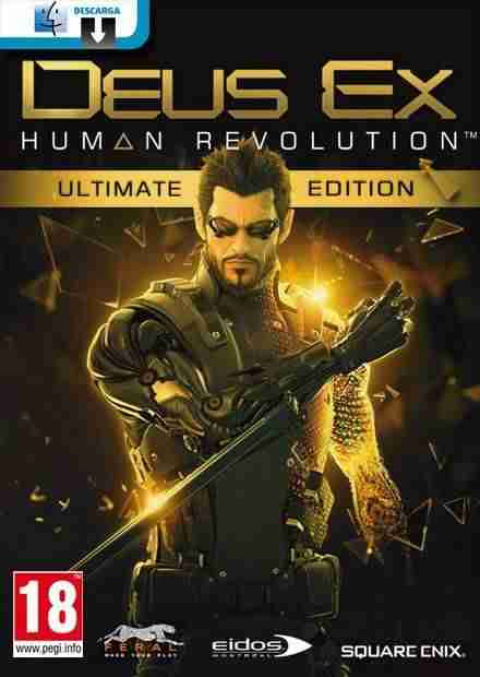 Download Deus Ex Human Revolution Ultimate Edition MAC