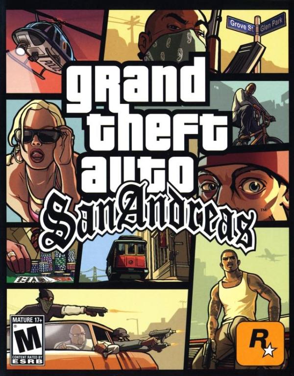 Download Grand Theft Auto San Andreas MAC Torrent