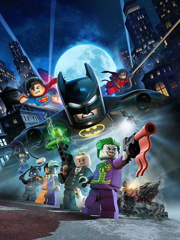 Download Lego Batman 2 DC Super Heroes MAC
