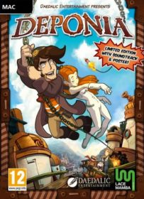 download Deponia MAC
