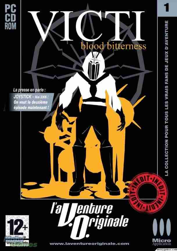 Blood Bitterness Vigil Pc Torrent