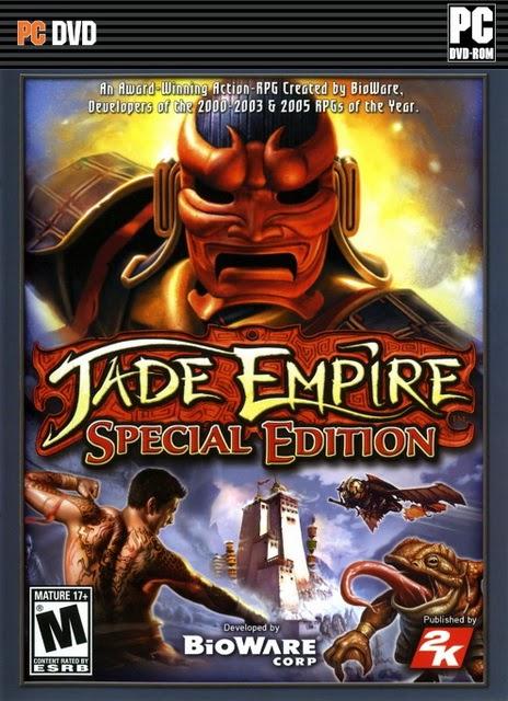 Jade Empire Special Edition Pc Torrent
