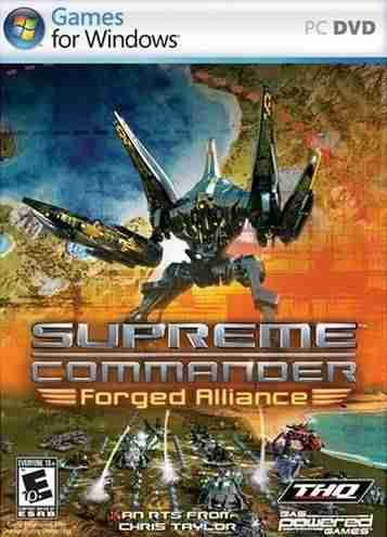 Supreme Commander Forged Alliance Pc Torrent