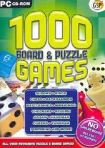 Download 1000 Board and Puzzle Games Pc Torrent