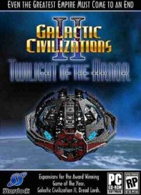 Download Galactic Civilizations II Twilight Of The Arnor expansion PcTorrent