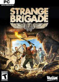 Download Strange Brigade Pc Torrent