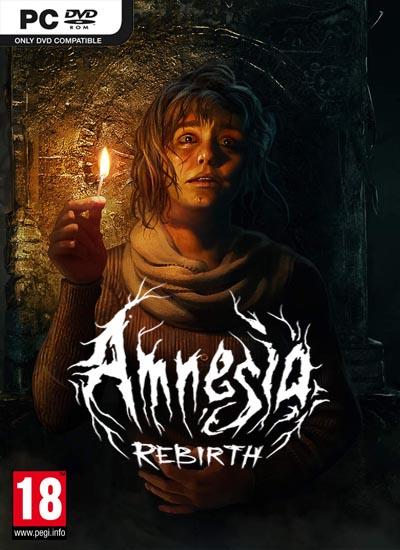 Amnesia Rebirth torrent download RePack from xatab
