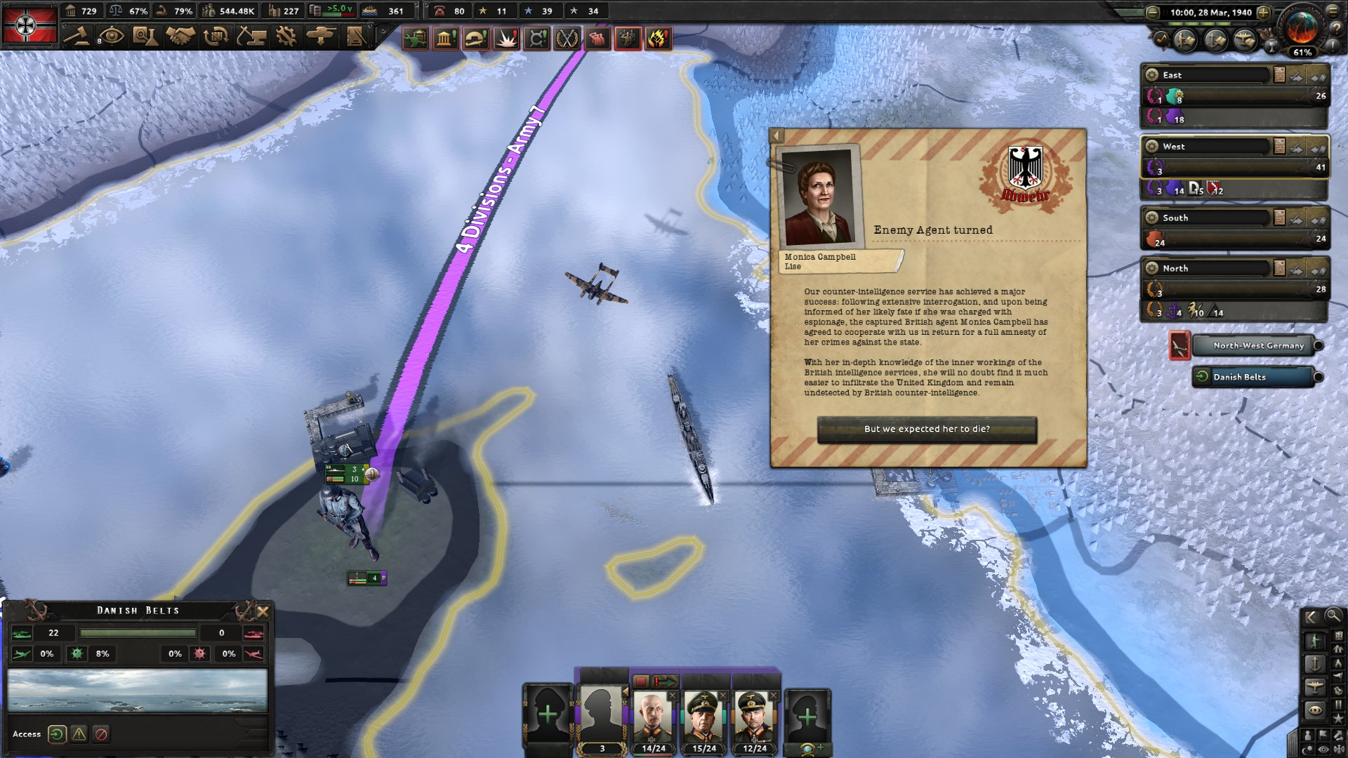 Hearts of Iron IV La Resistance download torrent RePack from xatab 5